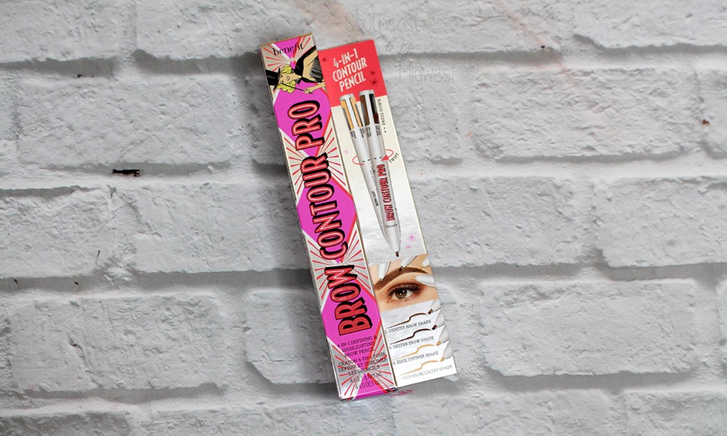 Benefit Brow Contour Pro Pencil Review Featured Image || Southeast by Midwest #beauty #bbloggers #benefit #benefitbrows #browcontourpro