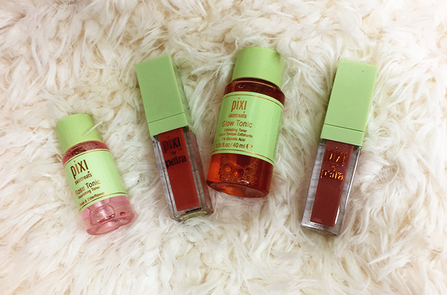 Pixi PixiGlow Cakes and More Haul Giveaway || Southeast by Midwest #beauty #bbloggers #pixiglow #pixibeauty #prsample