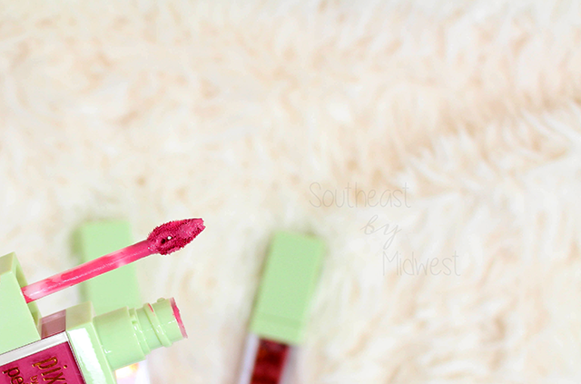 Pixi PixiGlow Cakes and More Haul Lipstick Applicator || Southeast by Midwest #beauty #bbloggers #pixiglow #pixibeauty #prsample