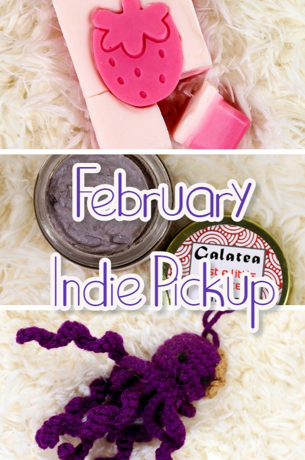 February Indie Pickup || Southeast by Midwest #indiepickup #februaryindiepickup #indiebeauty