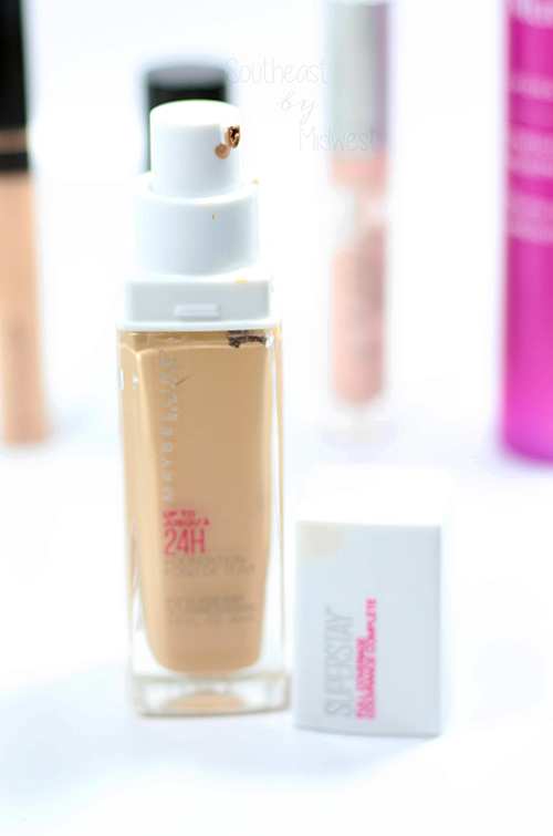 GRWM using New to Me Products Foundation    Southeast by Midwest #beauty #grwm #firstimpressions