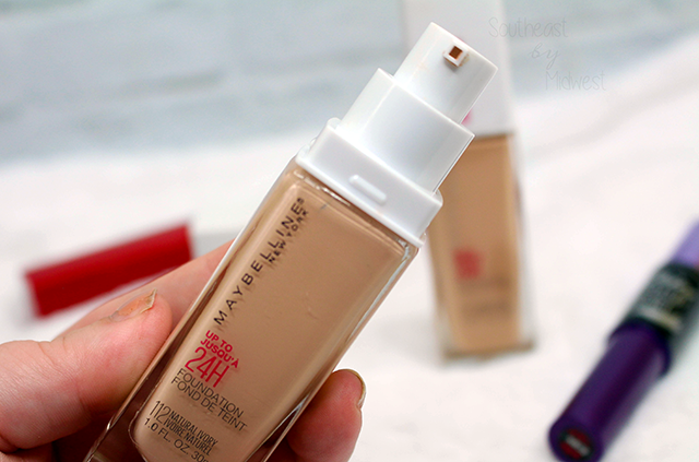 Maybelline SuperStay Foundation Review and Swatches Final Thoughts || Southeast by Midwest #beauty #bbloggers #maybelline #superstayfoundation