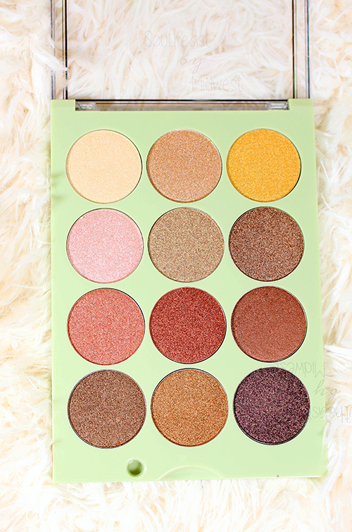 Pixi Eye Reflections Palettes Review + Swatches Reflex Light Palette || Southeast by Midwest #beauty #bbloggers #pixibeauty #prsample