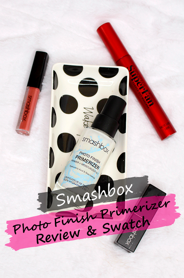 Smashbox Primerizer Review || Southeast by Midwest #beauty #bbloggers #smashboxcosmetics
