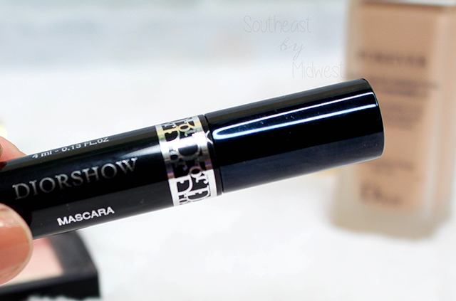 Dior Diorshow Mascara Review Final Thoughts || Southeast by Midwest #beauty #bbloggers #diormakeup