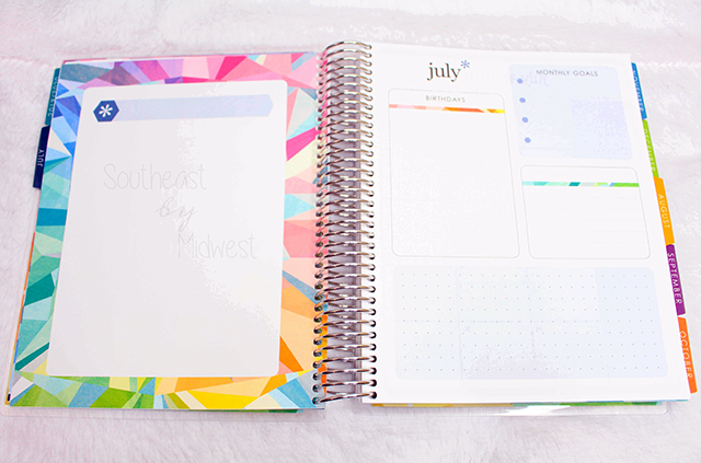 2019 - 2020 Hourly Erin Condren Life Planner Review Pre Month || Southeast by Midwest #erincondren #lifeplanner #eclifeplanner