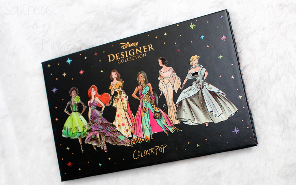 ColourPop Disney Princess Palette Review Featured Image || Southeast by Midwest #beauty #bbloggers #colourpop #disneyandcolourpop