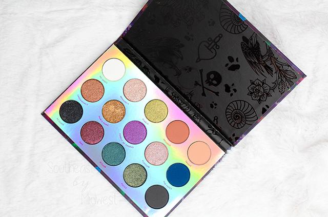 ColourPop Misunderstood Palette Review Final Thoughts || Southeast by Midwest #beauty #bbloggers #colourpopcosmetics #disneyvillainsandcolourpop #disney