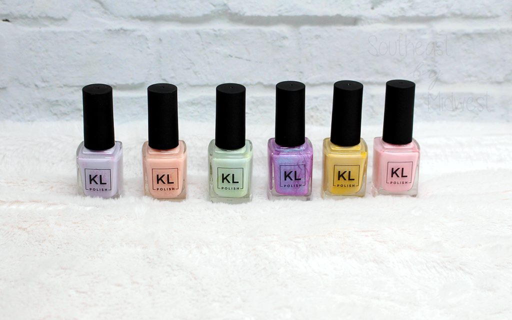 KL Polish Ethereal Garden Collection Review Featured Image || Southeast by Midwest #beauty #bblogger #klpolish #klpolished #kletherealgarden