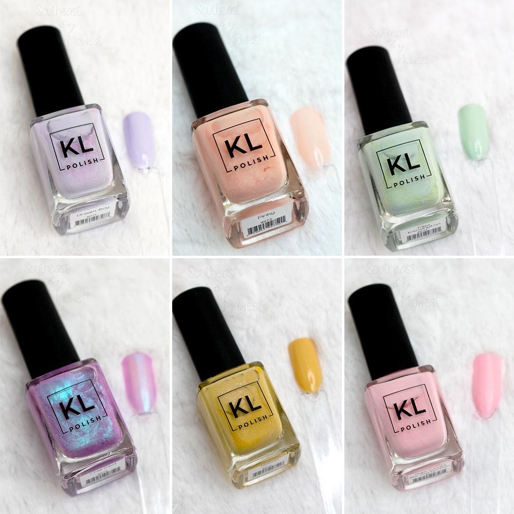 KL Polish Ethereal Garden Collection Review Final Thoughts || Southeast by Midwest #beauty #bblogger #klpolish #klpolished #kletherealgarden