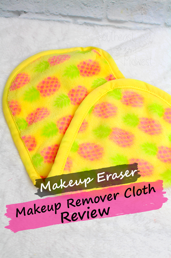 Makeup Eraser Makeup Remover Cloth Review || Southeast by Midwest #beauty #bbloggers #makeuperaser #nomorewipes