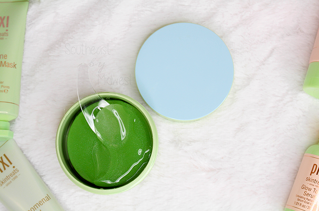 Pixi Spring and Summer 2019 Skin Care Detoxifying Eye Masks || Southeast by Midwest #beauty #bbloggers #pixibeauty #pixiglowstory #pixiskintreats #prsample