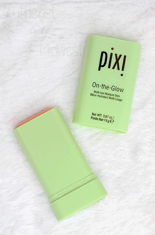 Pixi Spring and Summer 2019 Skin Care Multi-Use Moisture Stick || Southeast by Midwest #beauty #bbloggers #pixibeauty #pixiglowstory #pixiskintreats #prsample