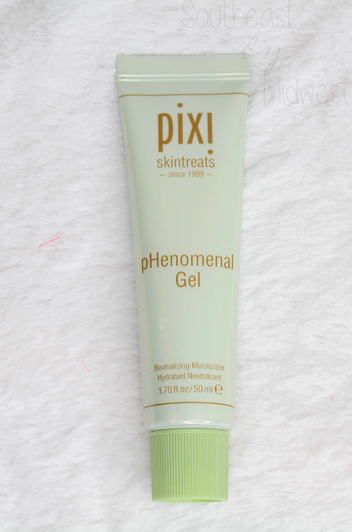 Pixi Spring and Summer 2019 Skin Care pHenomenal Gel || Southeast by Midwest #beauty #bbloggers #pixibeauty #pixiglowstory #pixiskintreats #prsample