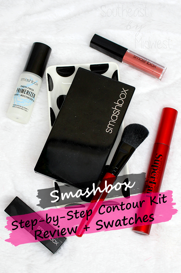 Smashbox Step-by-Step Contour Kit Review || Southeast by Midwest #beauty #bbloggers #smashbox #smashboxcosmetics