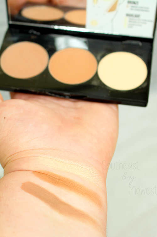 Smashbox Step-by-Step Contour Kit Review Swatches || Southeast by Midwest #beauty #bbloggers #smashbox #smashboxcosmetics