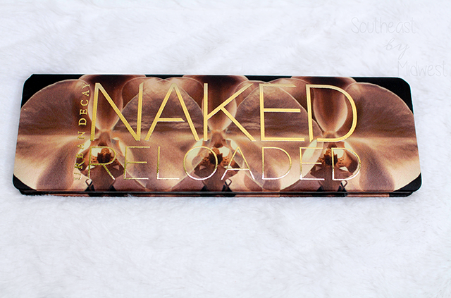Urban Decay Naked Reloaded Palette Review Palette Closed || Southeast by Midwest #beauty #bblogger #urbandecay #nakedreloaded