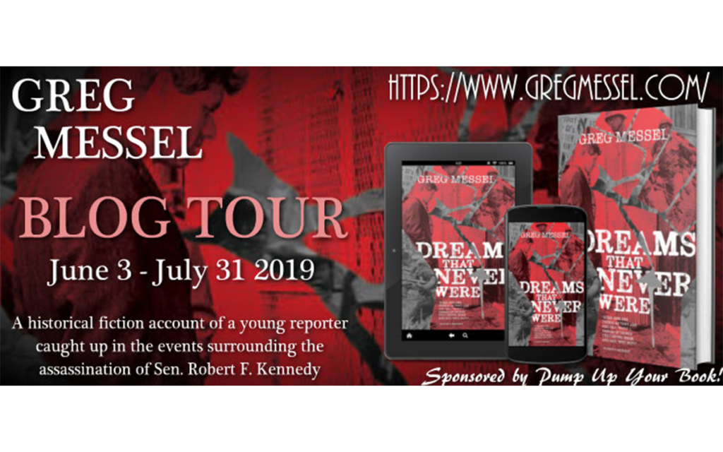 Dreams that Never Were by Greg Messel Review Featured Image || Southeast by Midwest #literary #bookreview #prsample