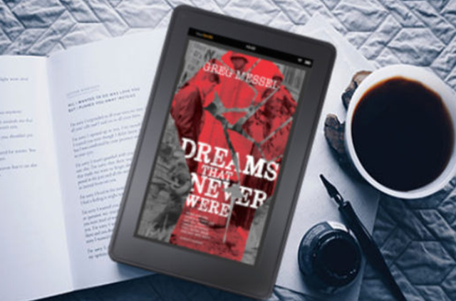 Dreams that Never Were by Greg Messel Review Final Thoughts || Southeast by Midwest #literary #bookreview #prsample