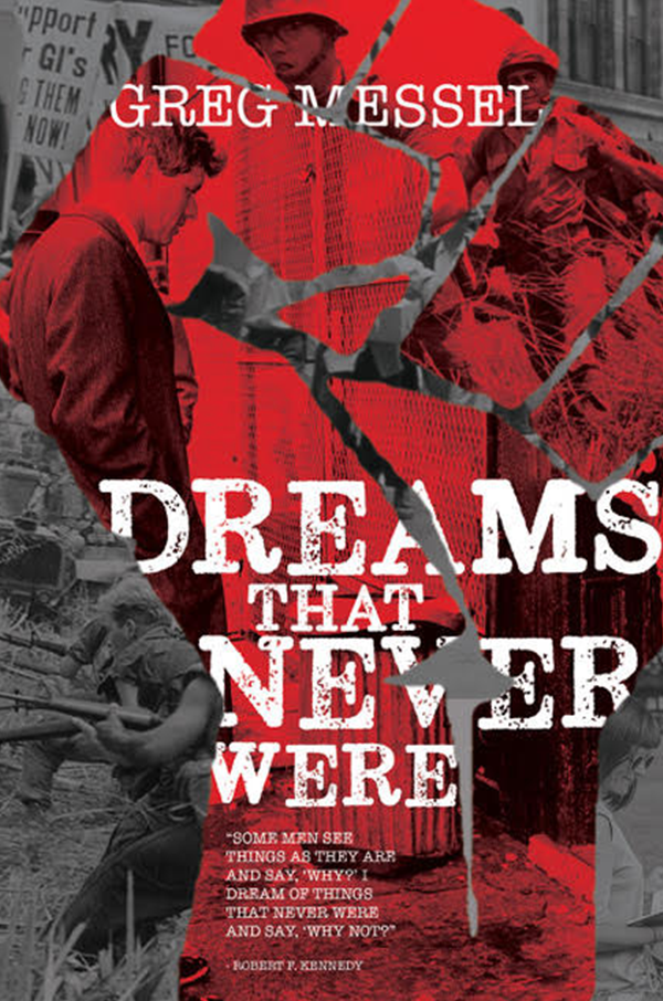 Dreams that Never Were by Greg Messel Review || Southeast by Midwest #literary #bookreview #prsample