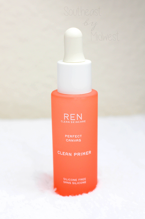 REN Perfect Canvas Clean Primer Standing || Southeast by Midwest #beauty #bbloggers #sponsored #RENPartner #MyRENskin