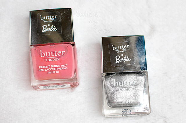 butter LONDON x Barbie Nail Polish Set Final Thoughts || Southeast by Midwest #beauty #bbloggers #prsample #butterLONDON #butterLONDONBarbie #butterLONDONbesties @butterlondon