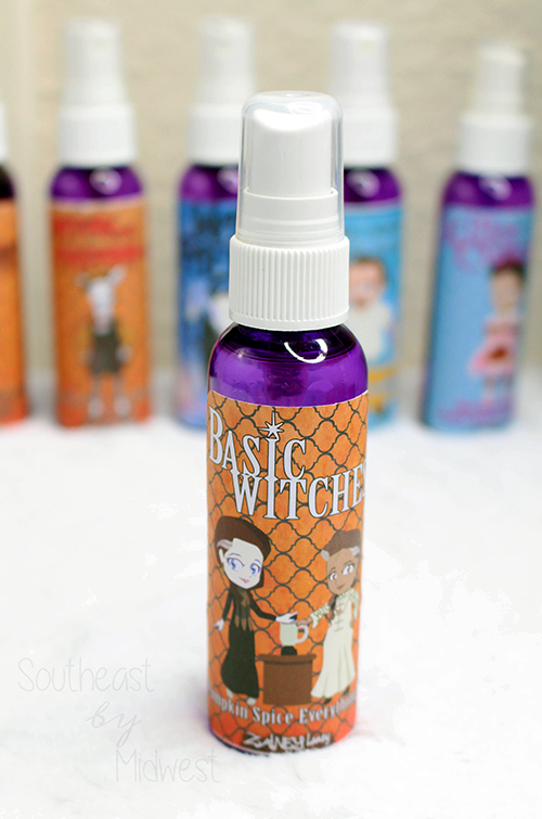 Zainey Laney October Scents Basic Witches || Southeast by Midwest #ZaineyRep #beauty #bbloggers #prsample #iamzainey #ZaineyLaney