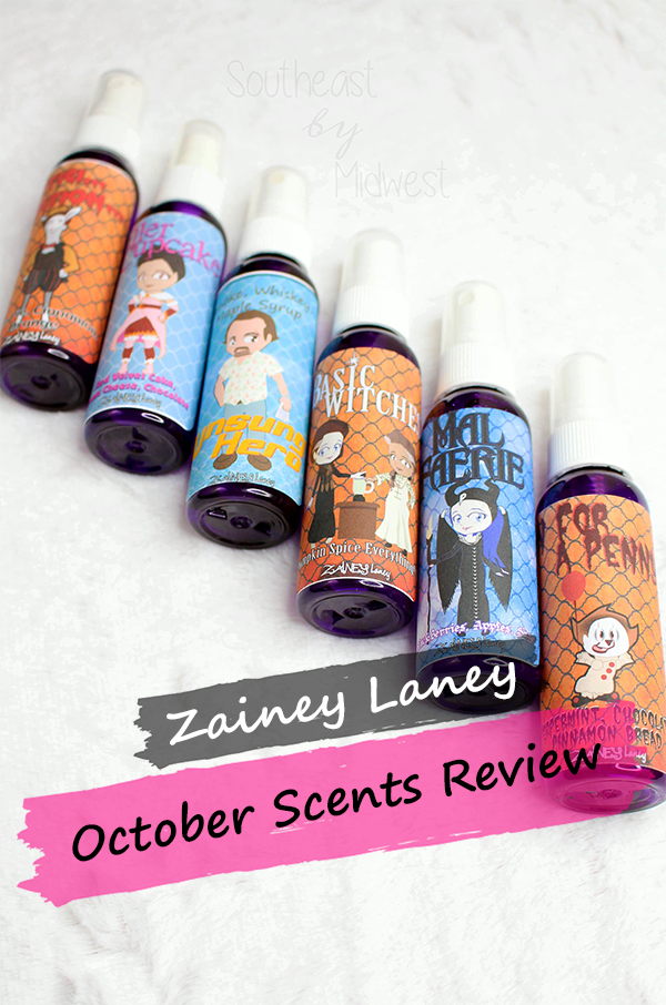 Zainey Laney October Scents || Southeast by Midwest #ZaineyRep #beauty #bbloggers #prsample #iamzainey #ZaineyLaney
