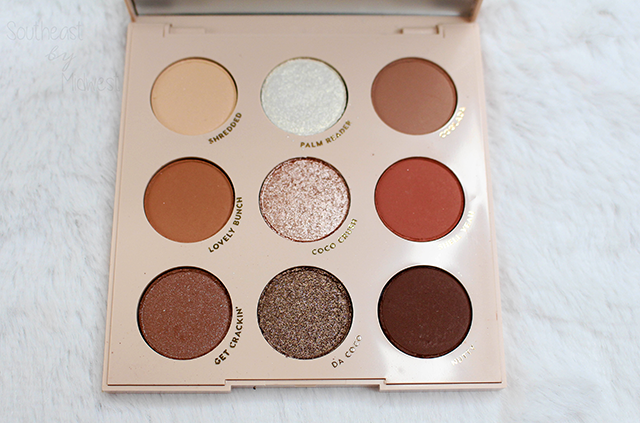 ColourPop Going Coconuts Palette Open || Southeast by Midwest #beauty #bbloggers #colourpop #colourpopme #crueltyfree