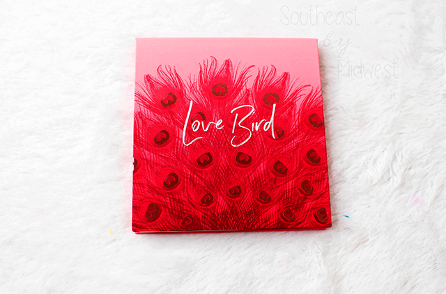 ColourPop Love Bird Palette Closed || Southeast by Midwest #beauty #bbloggers #colourpop #crueltyfree