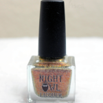 Night Owl Lacquer Mischief Managed Bottle || Southeast by Midwest #beauty #bblogger #manimonday #nailpolish #nightowllacquer #harrypotter