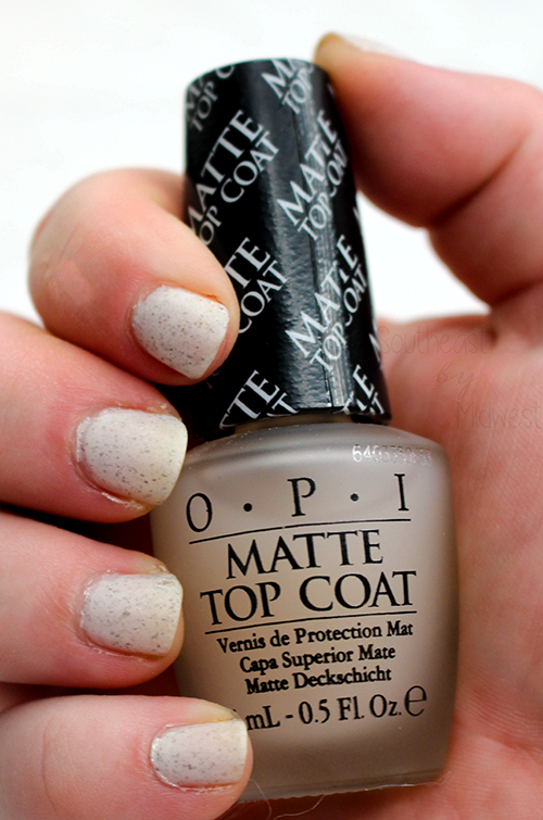 Night Owl Lacquer Snowy Owl Matte || Southeast by Midwest #beauty #bbloggers #manimonday #nightowllacquer #harrypotter
