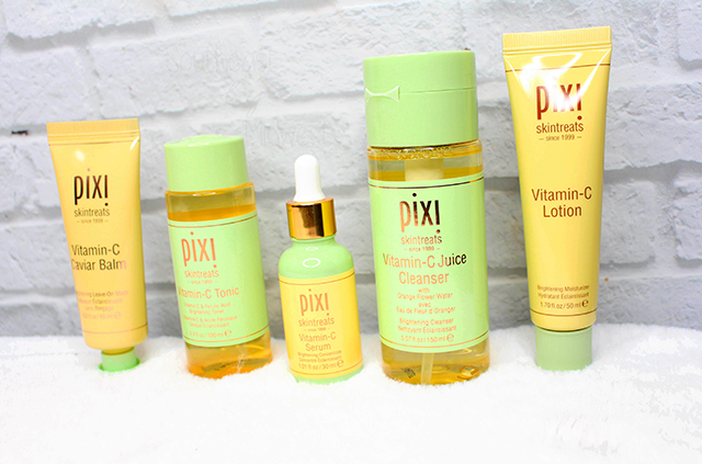 Pixi Vitamin C Skin Care Final Thoughts || Southeast by Midwest #prsample #beauty #bblogger #pixibeauty