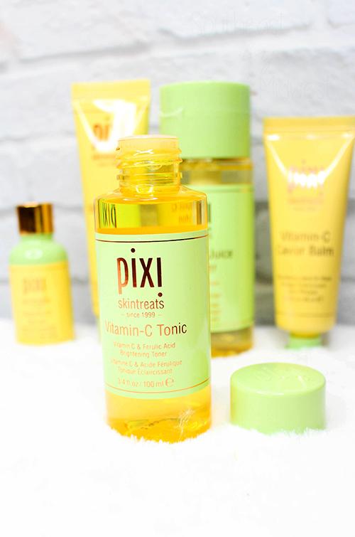 Pixi Vitamin C Skin Care Tonic || Southeast by Midwest #prsample #beauty #bblogger #pixibeauty