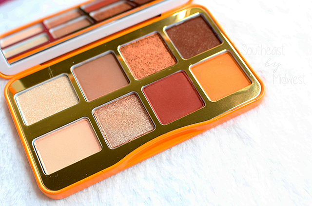 Too Faced Hot Buttered Rum Palette Open || Southeast by Midwest #beauty #bbloggers #toofaced