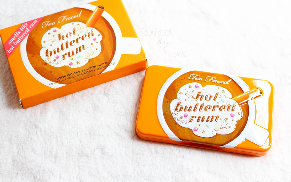 Too Faced Hot Buttered Rum Palette Featured Image || Southeast by Midwest #beauty #bbloggers #toofaced