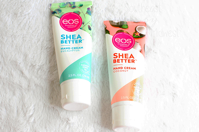 EOS Shea Butter Hand Cream Review Final Thoughts || Southeast by Midwest #prsample #beauty #bbloggers #eosproducts #eoshandcream #eossheabetter