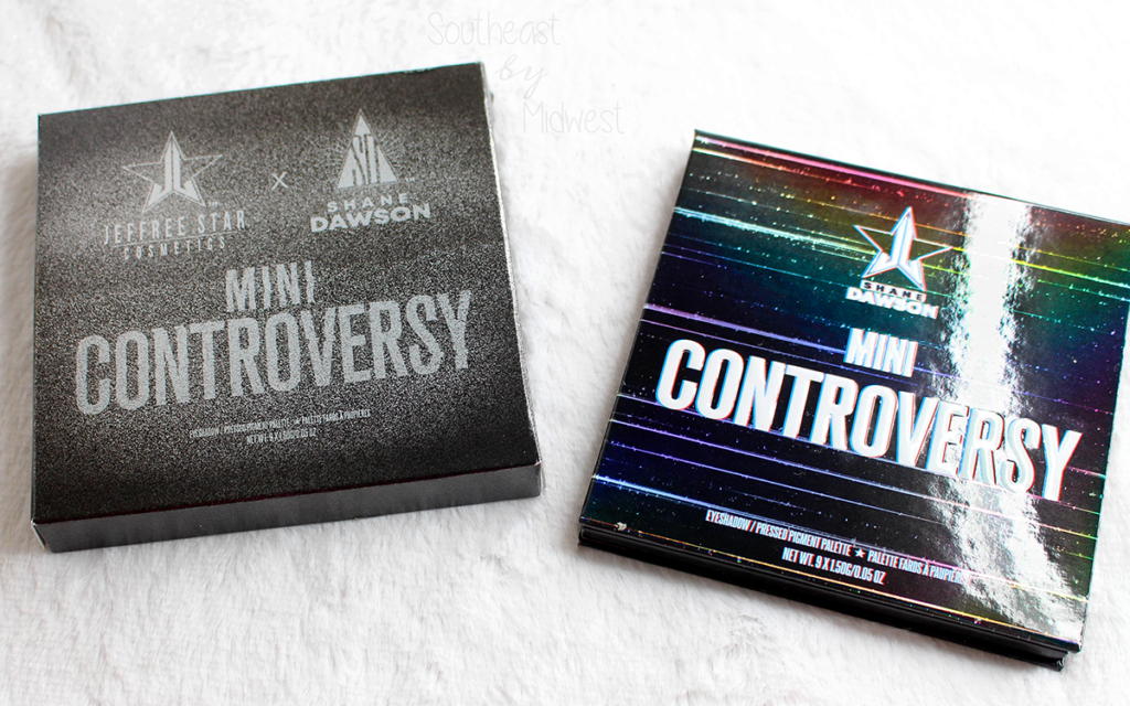 Jeffree Star x Shane Dawson Mini Controversy Featured Image || Southeast by Midwest #jeffreestarcosmetics #minicontroversy #shanexjeffree #beauty #bbloggers