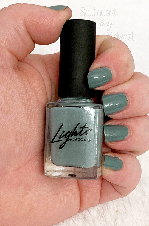 Lights Lacquer Cold Turkey Glossy || Southeast by Midwest #manimonday #lightslacquer #beauty #bbloggers #nailpolish