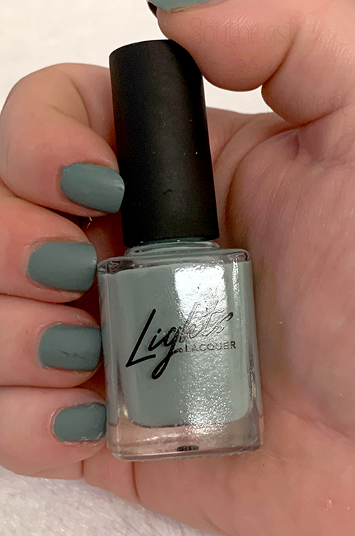 Lights Lacquer Cold Turkey Matte || Southeast by Midwest #manimonday #lightslacquer #beauty #bbloggers #nailpolish