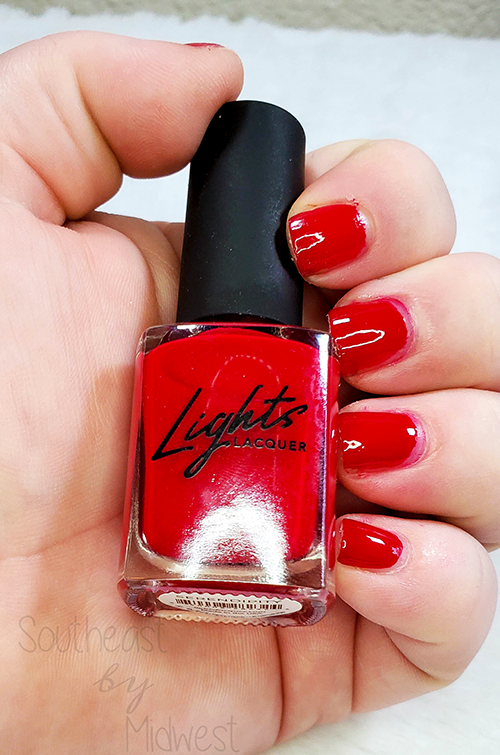 Lights Lacquer Serendipity Glossy || Southeast by Midwest #beauty #bbloggers #manimonday #nailpolish #lightslacquer