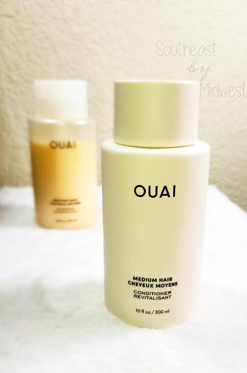Ouai for Medium Hair Details || Southeast by Midwest #beauty #bbloggers #findyourouai #ouaimedium #ouai #ouaihaircare