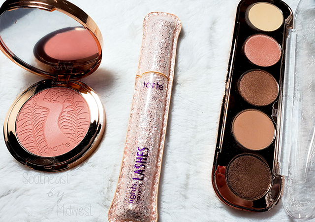 Tarte Cue the Confetti Collection Review || Southeast by Midwest #beauty #bbloggers #tartecosmetics #tartebirthday