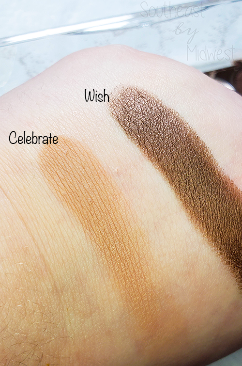 Tarte Cue the Confetti Palette Swatches 2 || Southeast by Midwest #beauty #bbloggers #eyeshadow #tartecosmetics #tartebirthday