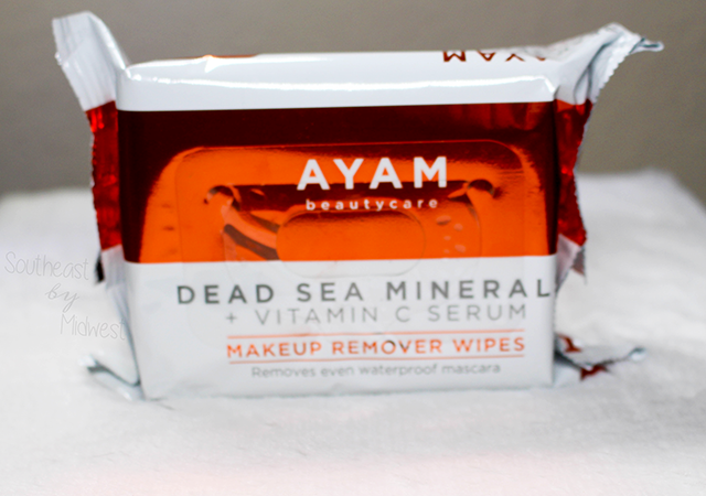 May 2020 Boxycharm Base Unboxing Ayam Wipes || Southeast by Midwest #beauty #bbloggers #subscriptionbox #boxycharm #mayboxycharmunboxing