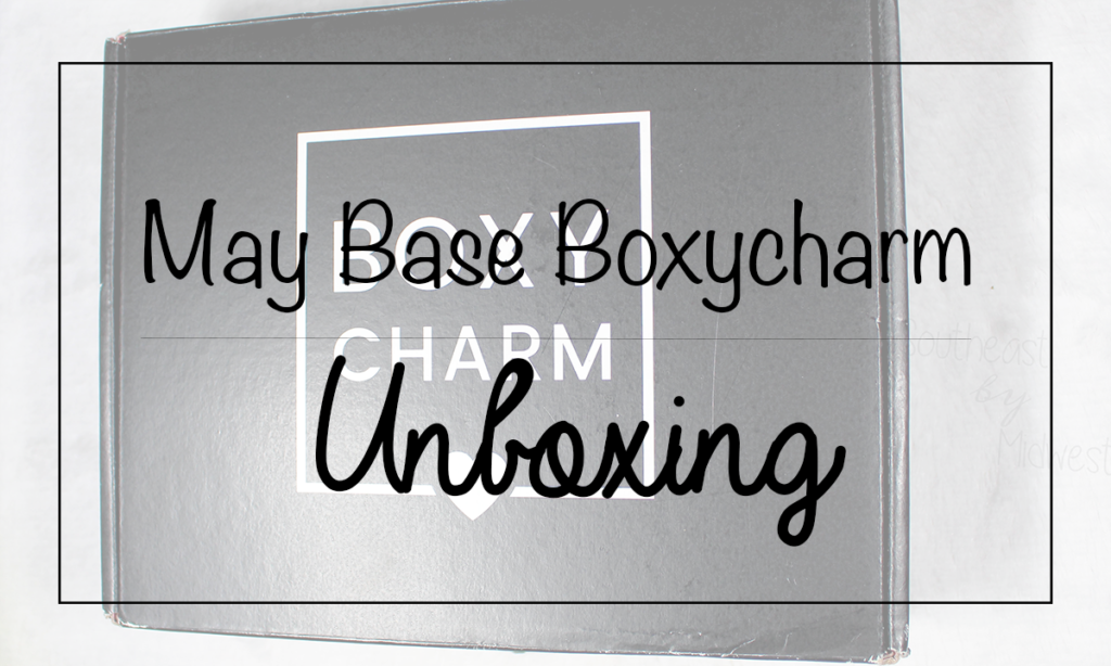 May 2020 Boxycharm Base Unboxing Featured Image || Southeast by Midwest #beauty #bbloggers #subscriptionbox #boxycharm #mayboxycharmunboxing