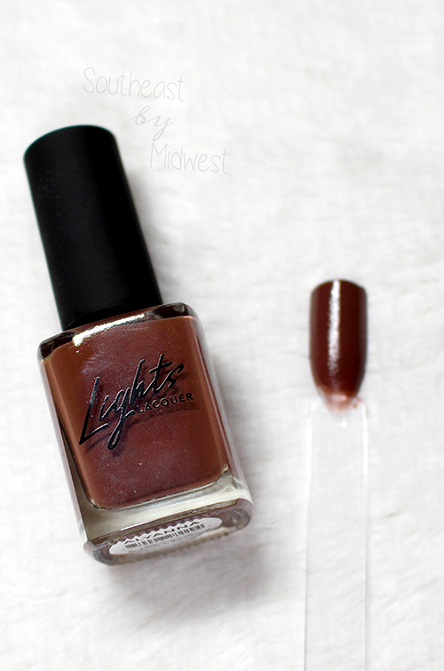 Lights Lacquer YNBB Alyanna Swatch || Southeast by Midwest #beauty #bbloggers #manimonday #lightslacquer