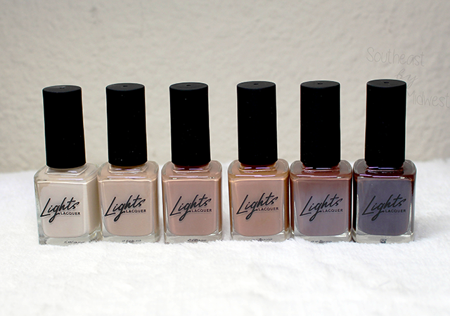 Lights Lacquer YNBB Complete || Southeast by Midwest #beauty #bbloggers #manimonday #lightslacquer
