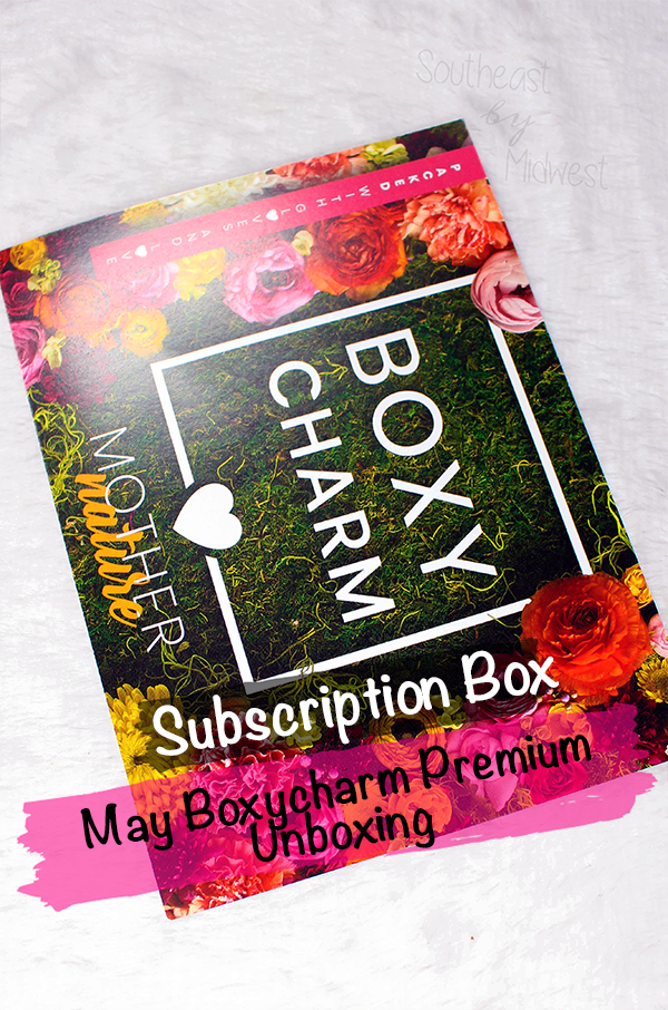 May 2020 Boxycharm Premium Unboxing || Southeast by Midwest #beauty #bbloggers #boxycharm #boxycharmpremium #subscriptionbox