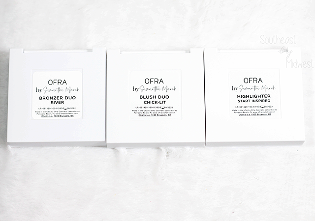Ofra Cosmetics x Samantha March Collection About || Southeast by Midwest #beauty #bbloggers #ofracosmetics #ofraxsamanthamarch